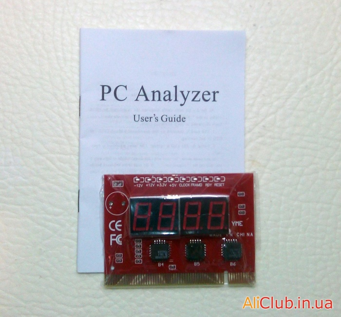 tools, repairs: Overview of PCI POST card to diagnose PC 4 digit indicator