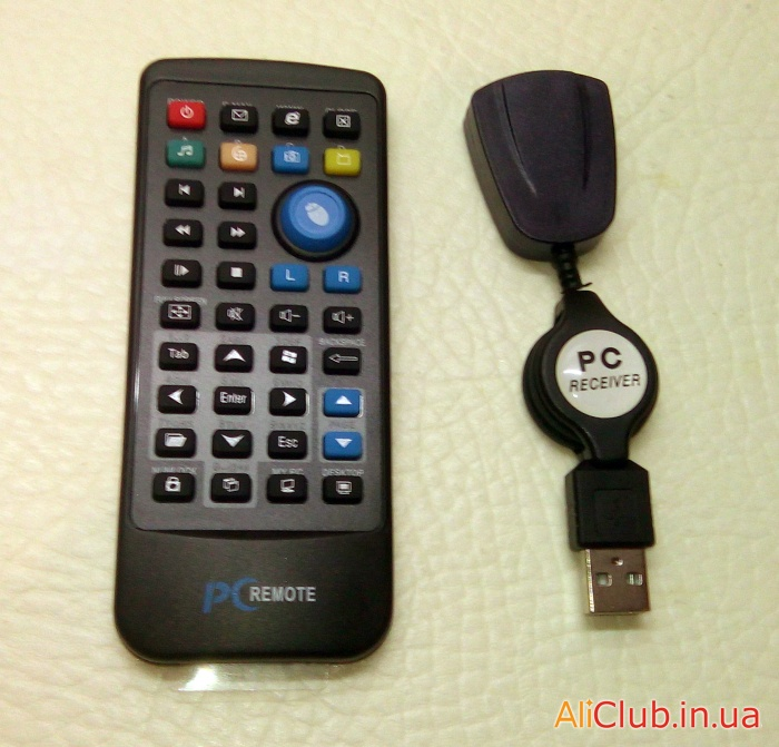 Electronics: Wireless IR remote for your PC or Android TV box PC