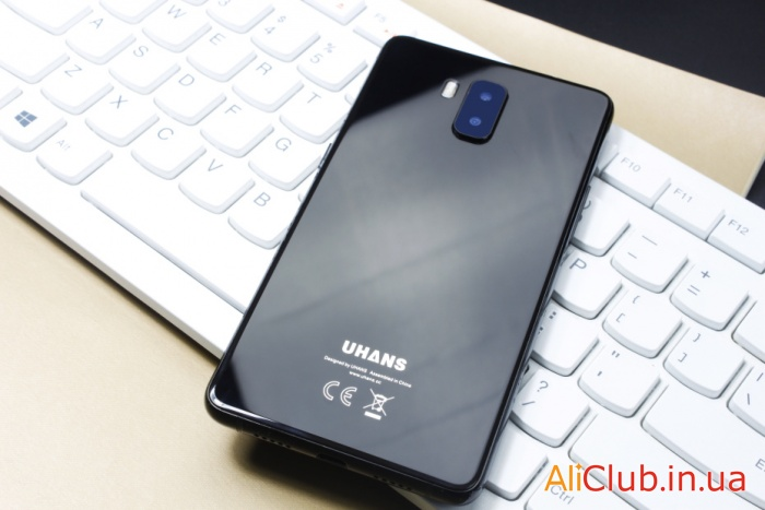 Phones and accessories: Review Uhans MX - cheap bezrabotnyi smartphone with 2Gb RAM