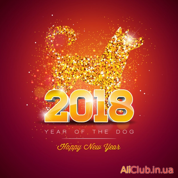 AliExpress shopping - get started: The Chinese New Year 2018 - holidays in internet stores